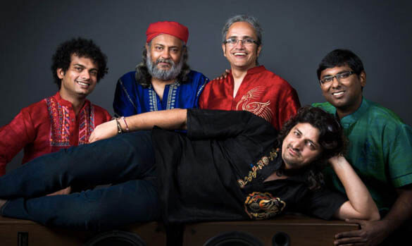 Indian Ocean featuring at Jaipur Music Stage