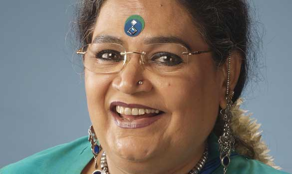 Usha Uthup featuring at Jaipur Music Stage 2019